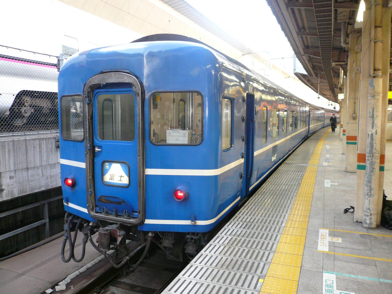 寝台特急富士号客車(JPG-392k)